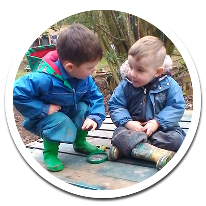 Fledglings Nursery and Forest School Solihull