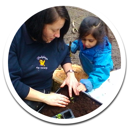 Fledglings Nursery and Forest School Solihull About Us